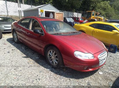 Salvage 2002 CHRYSLER CONCORDE for sale