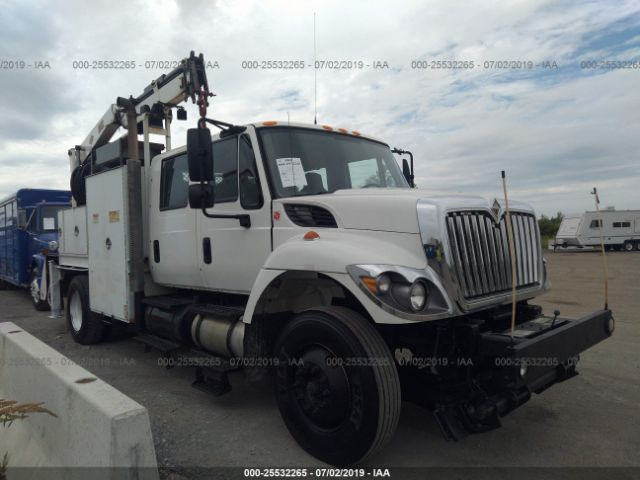 click here to view 2008 INTERNATIONAL MAXXFORCE DT WORKSTAR at IBIDSAFELY