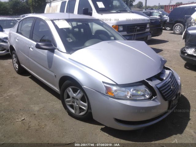 2007 SATURN ION - Small image. Stock# 25517746