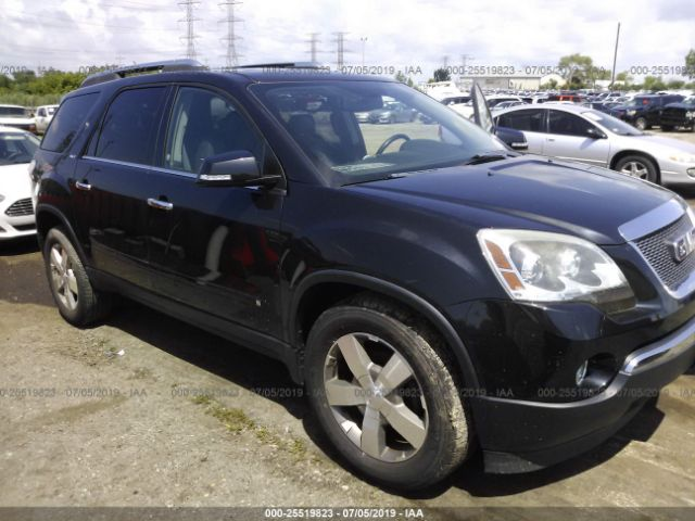 click here to view 2009 GMC ACADIA at IBIDSAFELY