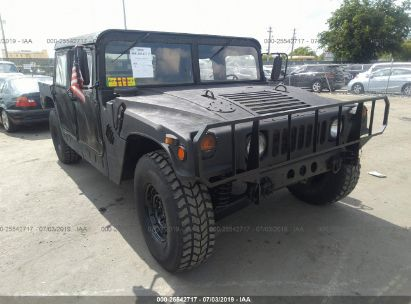 Salvage 1988 HUMMER H1 for sale