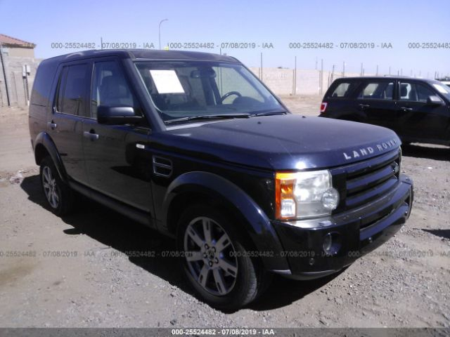 click here to view 2009 LAND ROVER LR3 at IBIDSAFELY