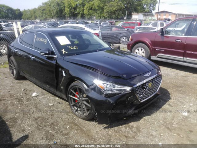 click here to view 2019 GENESIS G70 at IBIDSAFELY