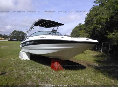 Salvage 2007 CROWNLINE OTHER for sale
