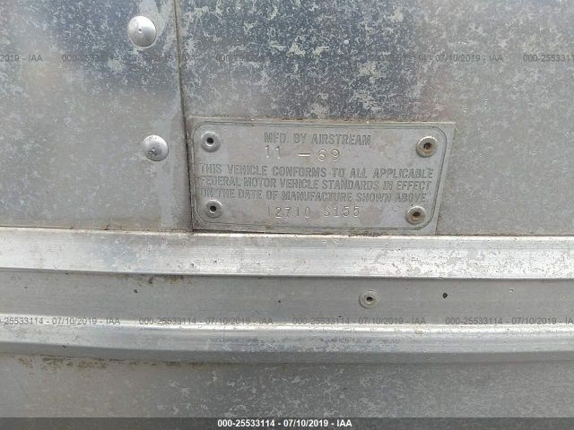PARTS ONLY 1970 Airstream Overlander For Sale in Charlotte