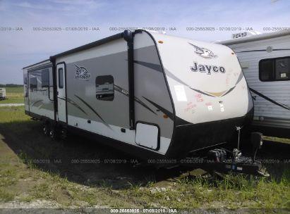 Salvage 2018 JAYCO 34RSBS JAY FLIGHT TT for sale