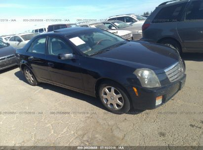Salvage 2003 CADILLAC CTS for sale