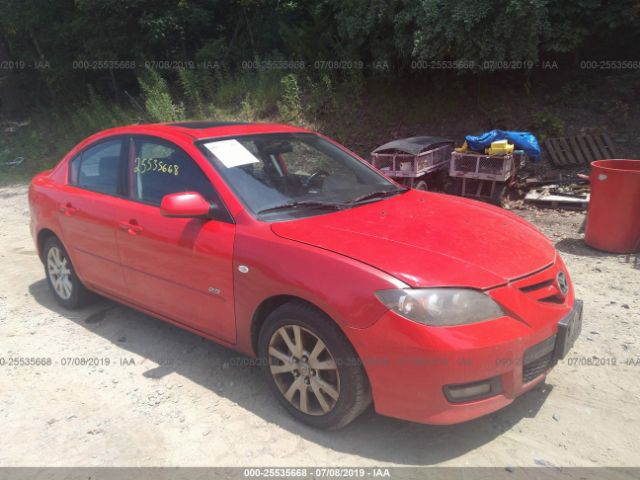click here to view 2007 MAZDA 3 at IBIDSAFELY