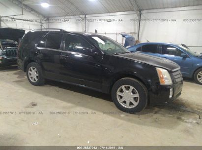 Salvage 2005 CADILLAC SRX for sale