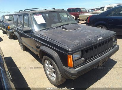 Salvage 1994 JEEP CHEROKEE for sale