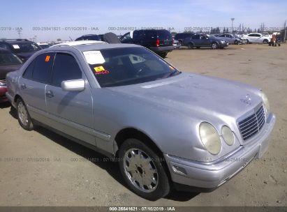 Salvage 1998 MERCEDES-BENZ E for sale