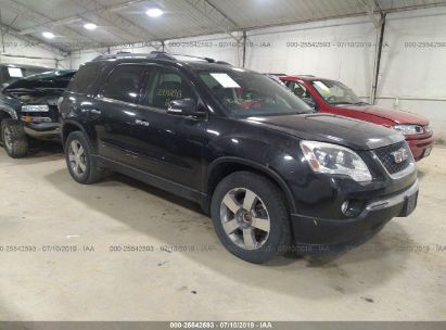 Salvage 2012 GMC ACADIA for sale