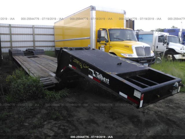 click here to view 1998 TALBERT TRAILERS LOWBED at IBIDSAFELY