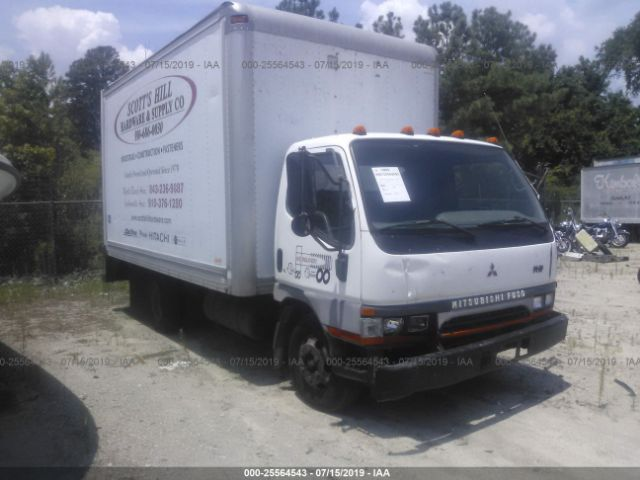 click here to view 2003 MITSUBISHI FUSO TRUCK FE at IBIDSAFELY