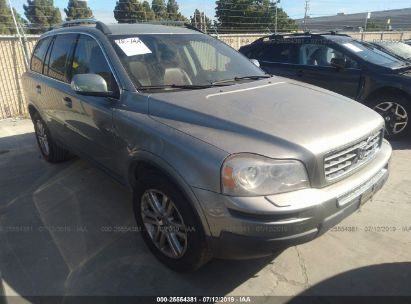 Salvage 2007 VOLVO XC90 for sale
