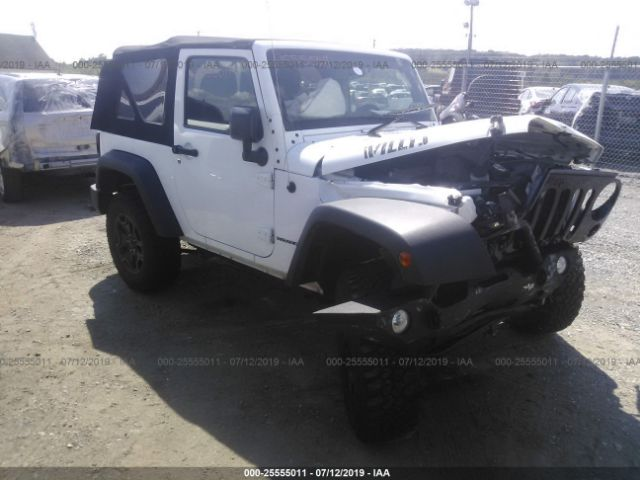 Salvage, Repairable and Clean Title Jeep Wrangler Vehicles