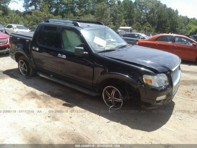 2008 FORD EXPLORER SPORT TRAC - Small image. Stock# 25560118