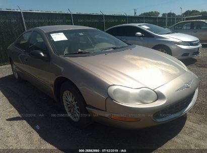 Salvage 2000 CHRYSLER CONCORDE for sale