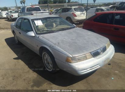 Salvage 1994 MERCURY COUGAR for sale