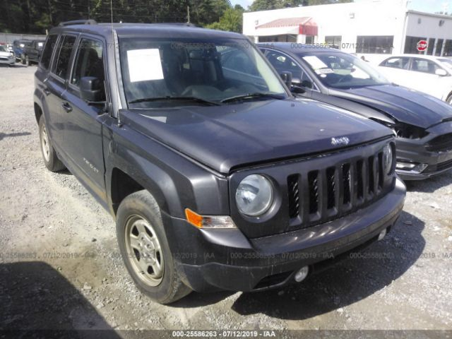 click here to view 2016 JEEP PATRIOT at IBIDSAFELY