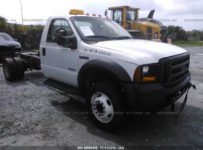Salvage 2006 FORD F450 for sale