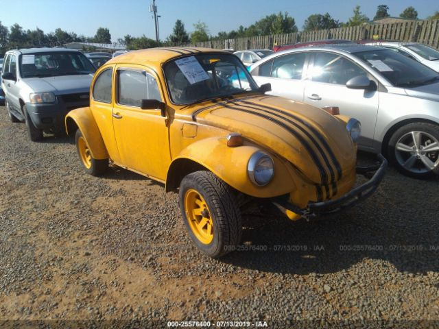 click here to view 1974 VOLKSWAGON BEETLE at IBIDSAFELY