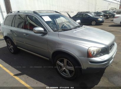 Salvage 2010 VOLVO XC90 for sale