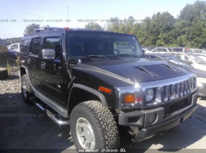 Salvage 2004 HUMMER H2 for sale