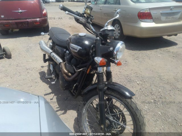 click here to view 2010 TRIUMPH MOTORCYCLE SCRAMBLER at IBIDSAFELY