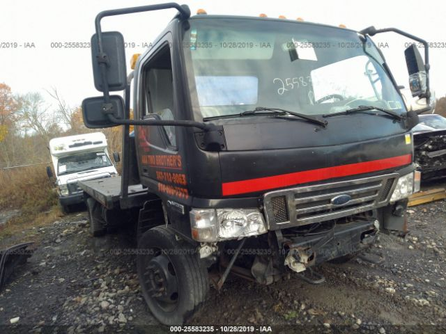 2007 FORD LOW CAB FORWARD - Small image. Stock# 25583235