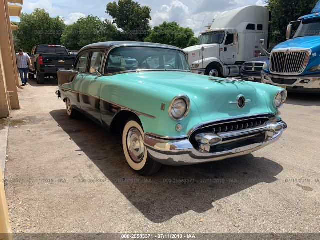 click here to view 1955 OLDSMOBILE 88 at IBIDSAFELY