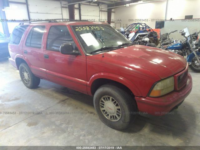 Salvage, Repairable and Clean Title GMC Jimmy Vehicles for