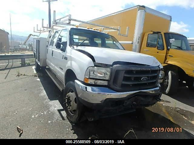 2003 FORD F450 - Small image. Stock# 25588509