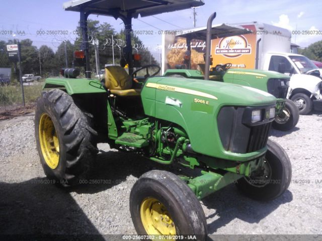 click here to view 2008 JOHN DEERE 5065E TRACTOR at IBIDSAFELY