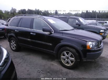Salvage 2003 VOLVO XC90 for sale