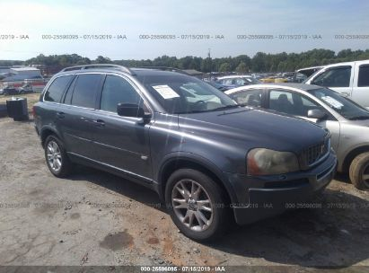 Salvage 2005 VOLVO XC90 for sale