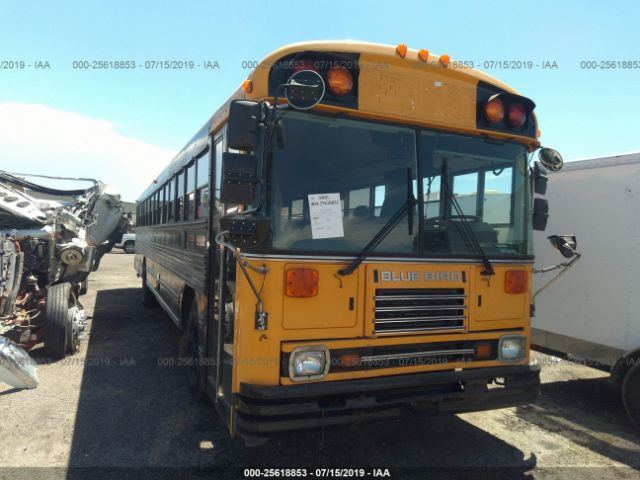 click here to view 1996 BLUE BIRD SCHOOL BUS / TRAN at IBIDSAFELY