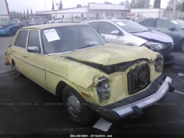 click here to view 1975 MERCEDES 115D at IBIDSAFELY