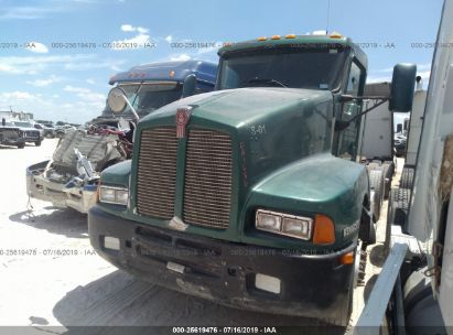 Salvage 2005 KENWORTH CONSTRUCTION for sale