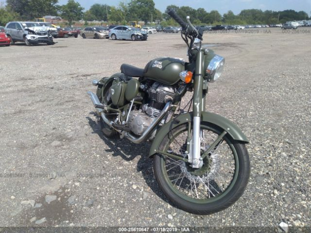 click here to view 2015 ROYAL ENFIELD MOTORS BULLET at IBIDSAFELY