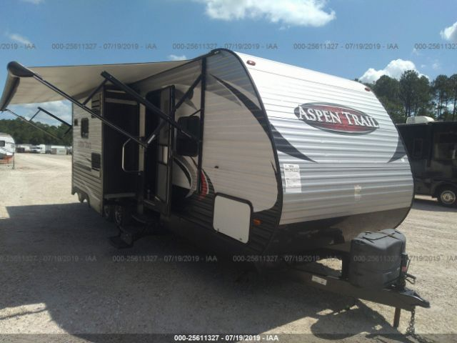 click here to view 2015 ASPEN TRAI 2730RBS at IBIDSAFELY