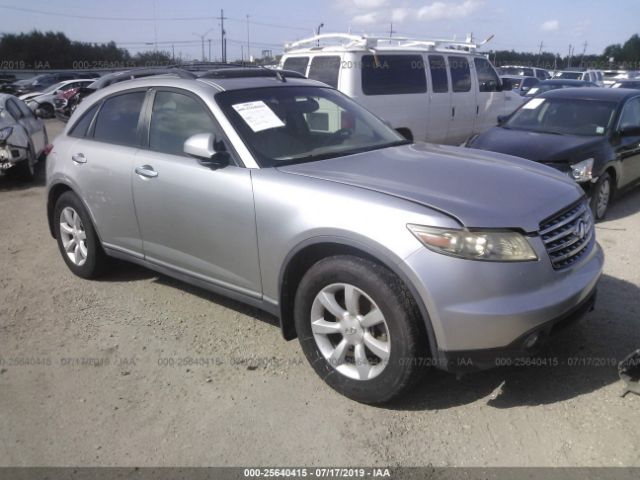 click here to view 2003 INFINITI FX35 at IBIDSAFELY