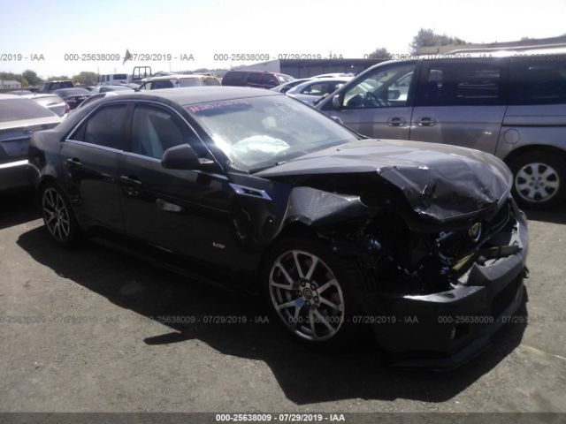 Salvage, Repairable and Clean Title Cadillac Cts-v Vehicles
