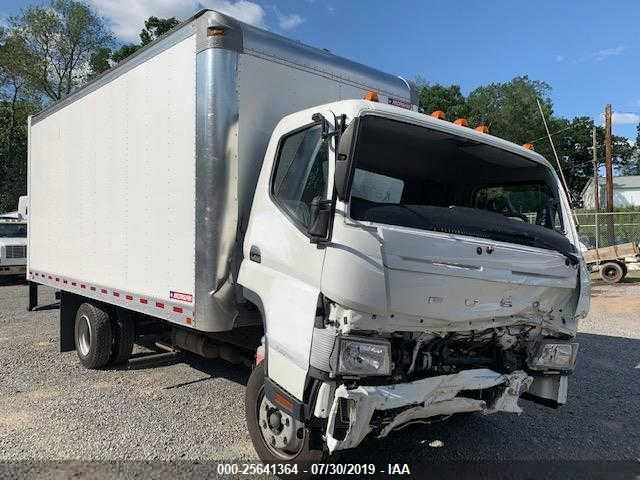 click here to view 2019 MITSUBISHI FUSO TRUCK FE at IBIDSAFELY