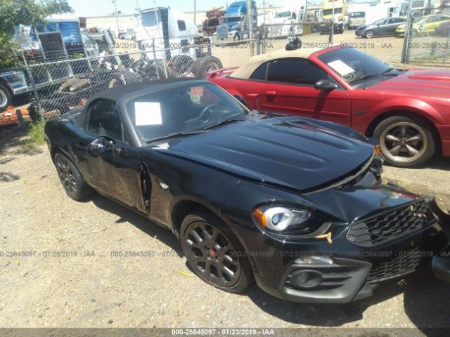 2017 FIAT 124 SPIDER - Small image. Stock# 25645097