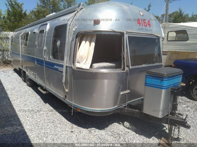 Salvage, Repairable and Clean Title Airstream Vehicles for Sale - SCA™