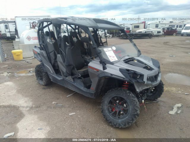 click here to view 2015 CAN-AM COMMANDER MAX at IBIDSAFELY