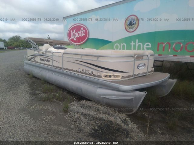 click here to view 2005 AQUA PATIO AP240RE at IBIDSAFELY