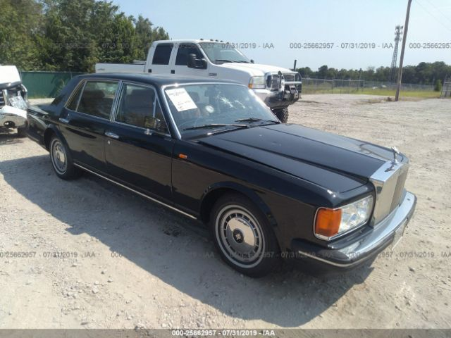 click here to view 1995 Rolls-royce Silver Dawn at IBIDSAFELY