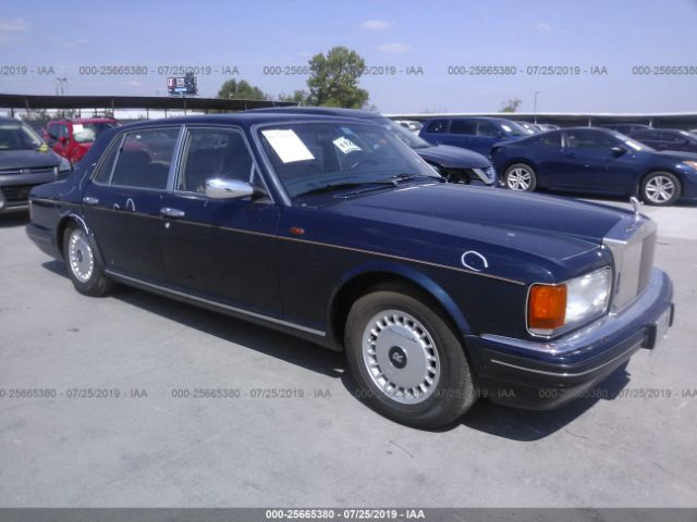 click here to view 1997 ROLLS-ROYCE SILVER DAWN at IBIDSAFELY